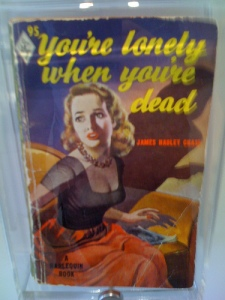 vintage harlequin lonely when dead
