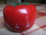 Pomodoro Kitchen Timer for Action Logging by AndyRoberts Photos. CC by 2.0.