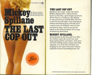 The Last Cop Out by Brendan Riley. See license here.
