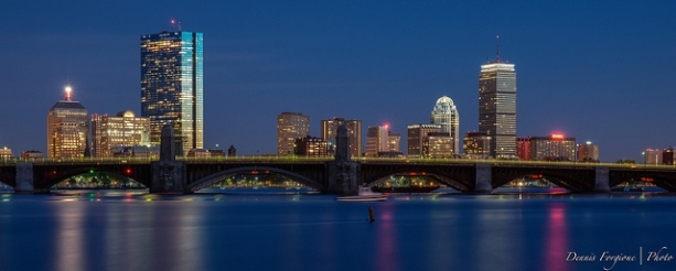 Boston Skyline by Dennis Forgione. CC BY 2.0.
